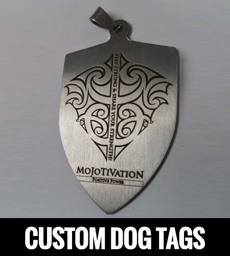 Custom Coins Custom dog Tags