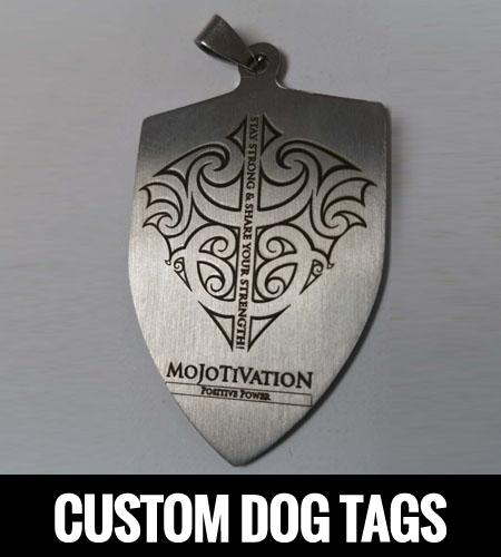 Custom Coins Custom dog Tags