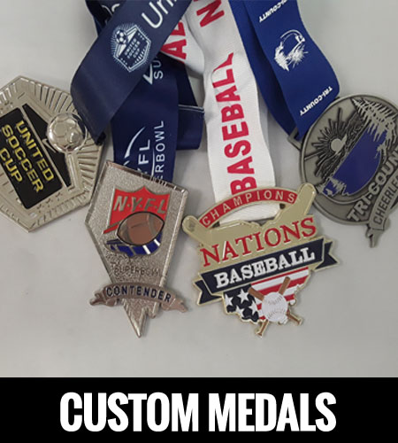 digital jwelery Custom Medals